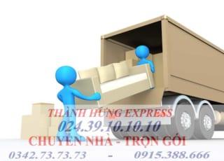 chuyển nhà tại khu đô thị La Khê