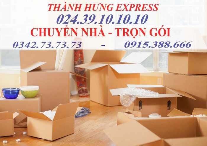 dịch vụ chuyển văn phòng tại Hà Đông