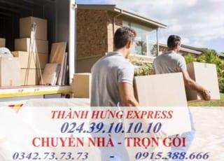 thuê chuyển nhà tại khu đô thị Việt Hưng