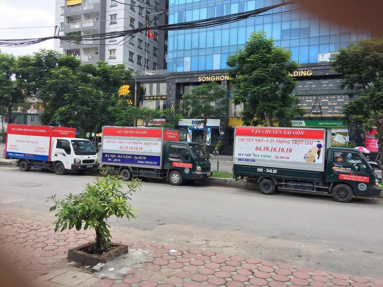 cho thuê xe tải tại Đồ Sơn