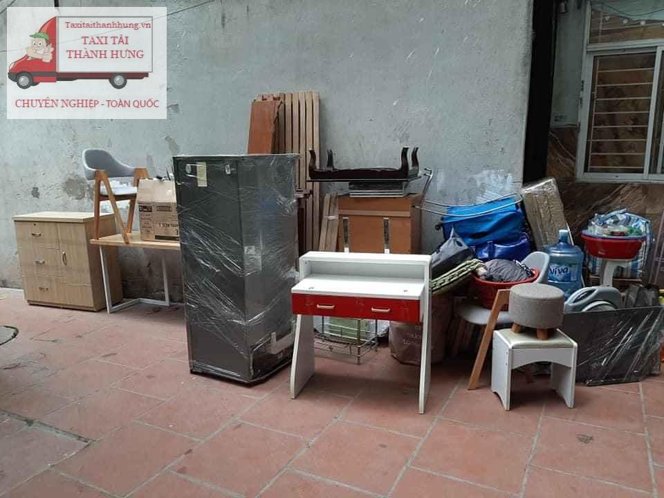dịch vụ chuyển nhà đồ sơn