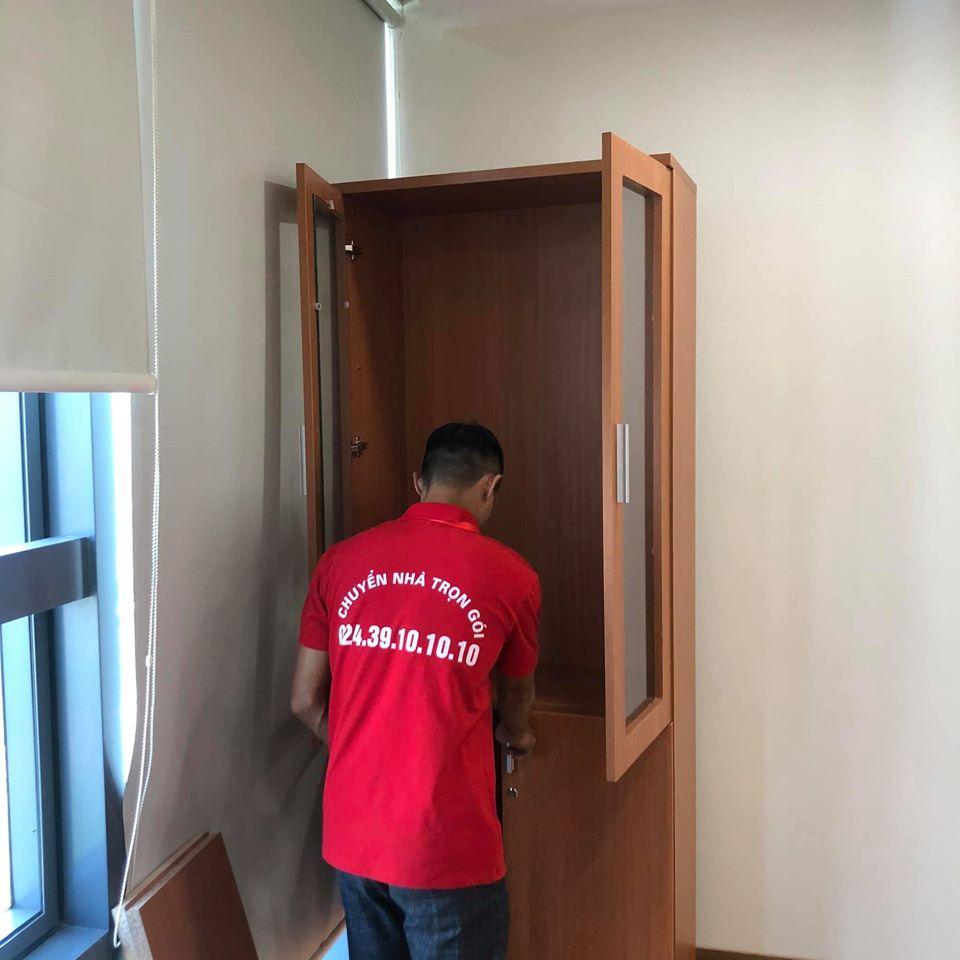 hướng dẫn chuyển đồ nội thất khi chuyển nhà