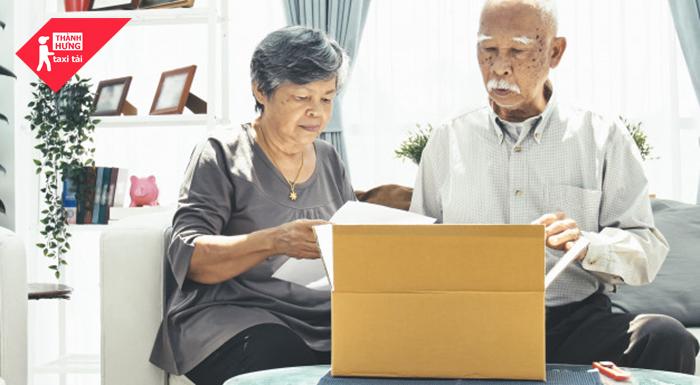 chuyển nhà có người lớn tuổi bạn cần biết