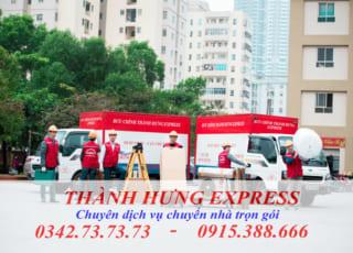 Chuyển nhà tại Hồng Bàng