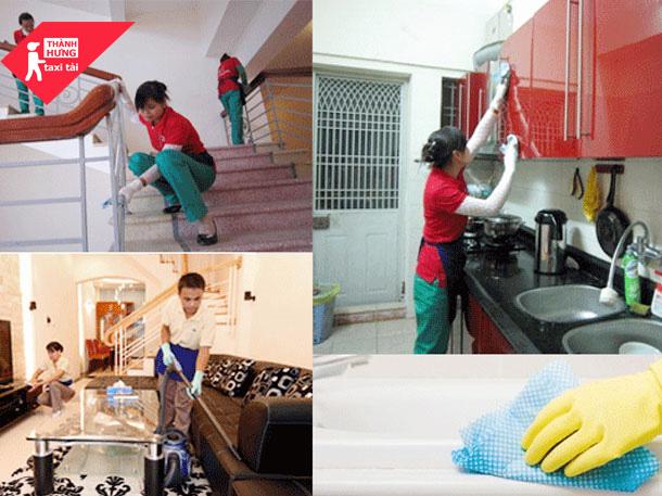 kinh nghiệm vệ sinh nhà cửa