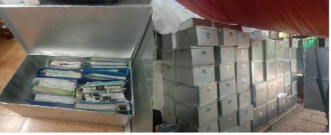 Địa chỉ mua bán thùng tôn