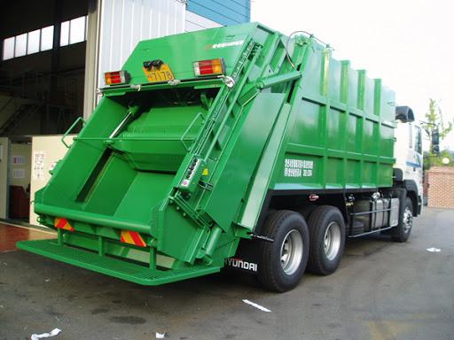 Dịch vụ thu gom, vận chuyển hóa chất, rác thải