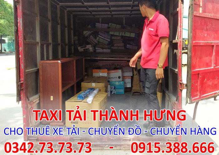 Dịch vụ cho thuê xe tải 1,5 tấn chở hàng giá rẻ