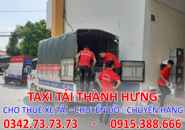 Dịch vụ cho thuê xe tải 1,5 tấn