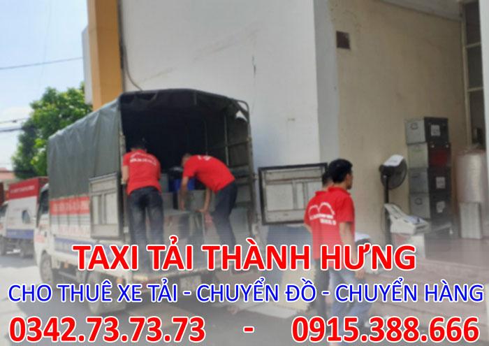 Dịch vụ cho thuê xe tải 1 tấn chở hàng giá rẻ