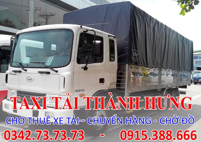 Dịch vụ cho thuê xe tải 3 chân