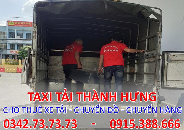 Dịch vụ cho thuê xe tải chở hàng tại Ba Đình chuyên nghiệp