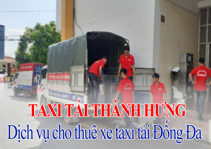 Dịch vụ cho thuê xe tải chở hàng tại Đống Đa giá rẻ