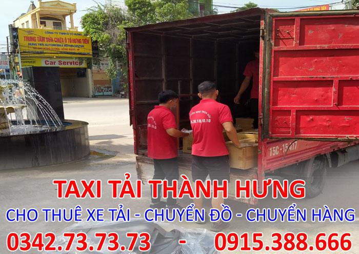 Dịch vụ cho thuê xe tải chở hàng tại Gia Lâm giá rẻ