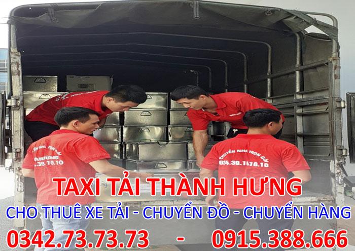 Dịch vụ cho thuê xe tải chở hàng tại Hải Dương chuyên nghiệp
