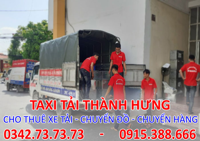 Dịch vụ cho thuê xe tải chở hàng tại Lạng Sơn giá rẻ