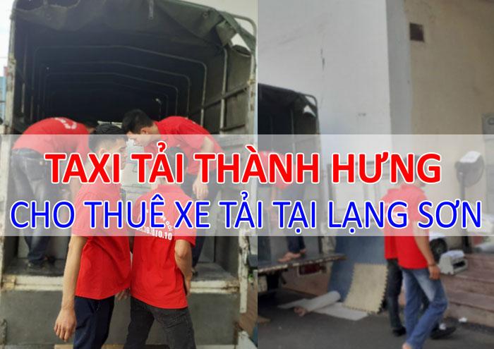 Dịch vụ cho thuê xe tải chở hàng tại Lào Cai