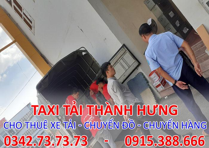 Dịch vụ cho thuê xe tải chở hàng tại Quảng Ninh chuyên nghiệp