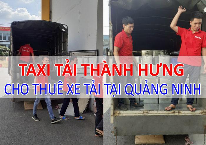 Dịch vụ cho thuê xe tải chở hàng tại Quảng Ninh