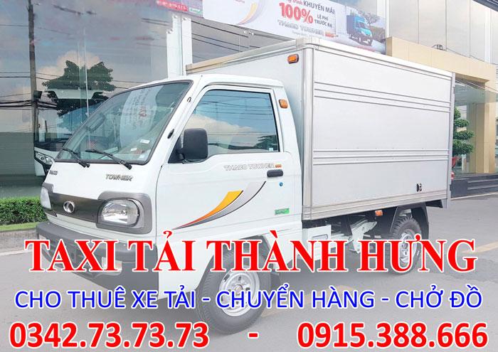 Dịch vụ cho thuê xe tải đông lạnh
