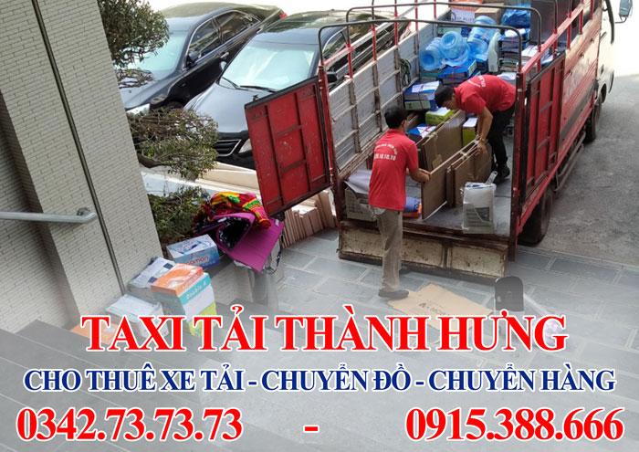 Dịch vụ cho thuê xe tải theo ngày