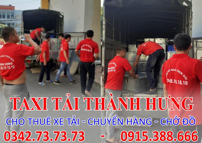 Dịch vụ cho thuê xe tải theo tháng