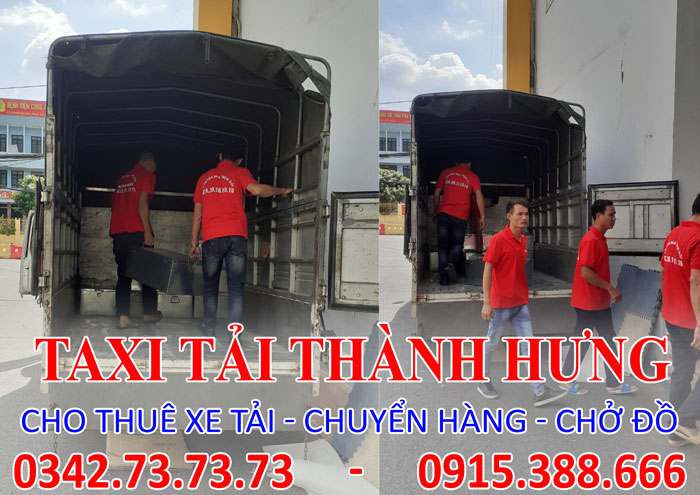 Dịch vụ cho thuê xe tải dài hạn