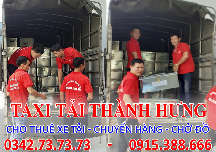 Dịch vụ thuê xe tải dọn nhà chuyên nghiệp