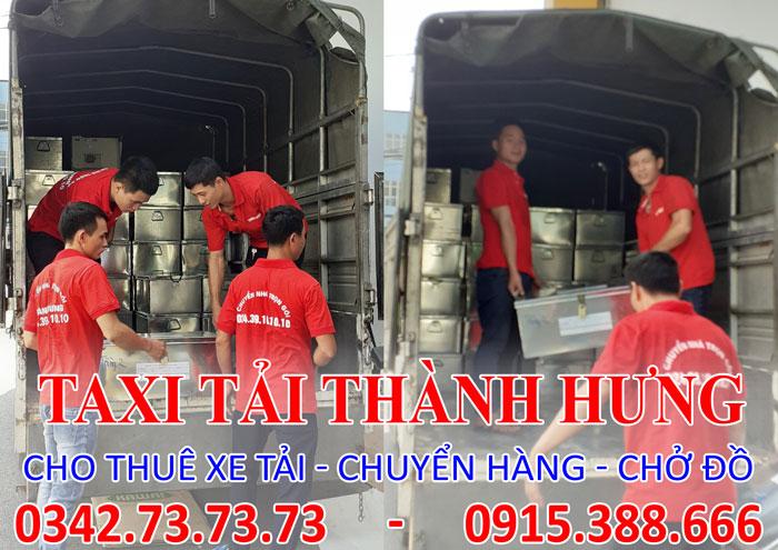 Dịch vụ thuê xe tải dọn nhà