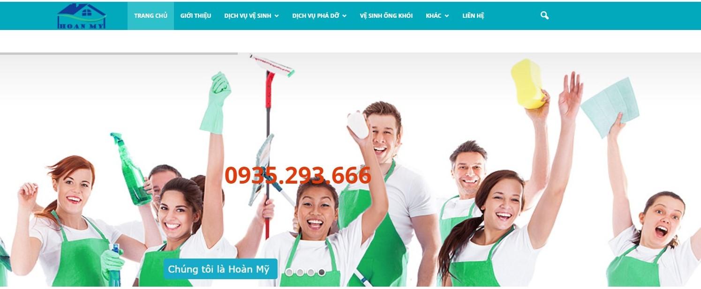công ty dịch vụ vệ sinh công nghiệp tốt nhất Hà Nội