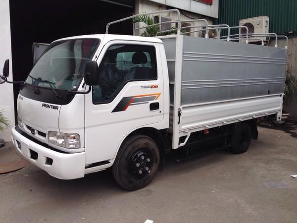 xe tải 2.4 Tấn