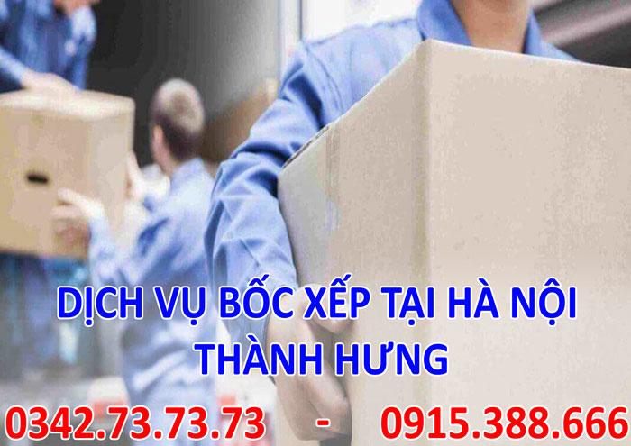 Dịch vụ bốc xếp tại hà nội