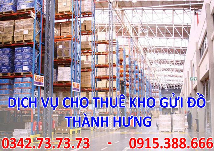 Dịch vụ cho thuê kho gửi đồ tại Hà Nội