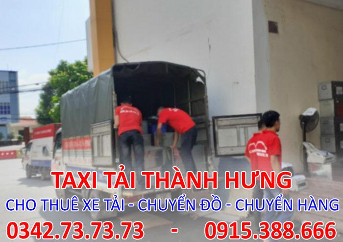 Dịch vụ cho thuê xe tải 15 tấn Thái Bình đi Tp. HCM giá rẻ