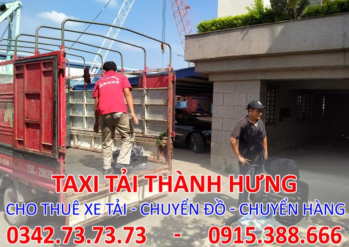 Dịch vụ cho thuê xe tải 20 tấn Thái Bình đi Tp. HCM giá rẻ