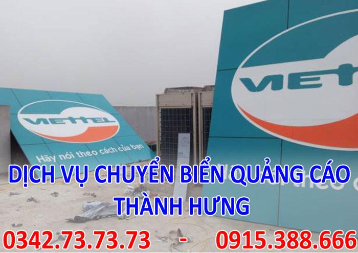 Dịch vụ chuyển biển quảng cáo tại Hà Nội