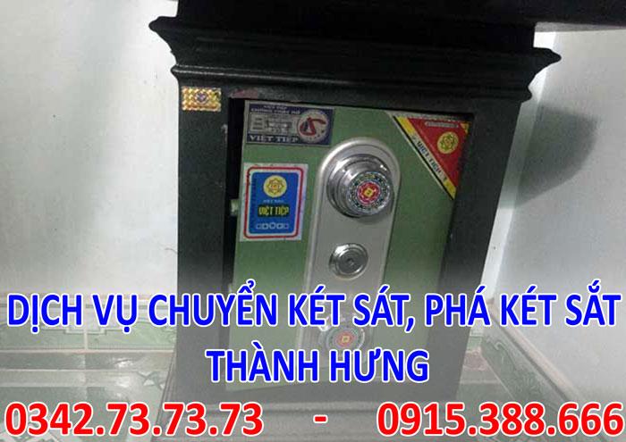 Dịch vụ chuyển két sắt - phá két sắt tại Hà Nội