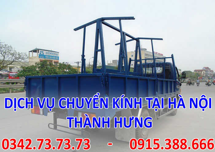Dịch vụ chuyển kính an toàn uy tín tại Hà Nội