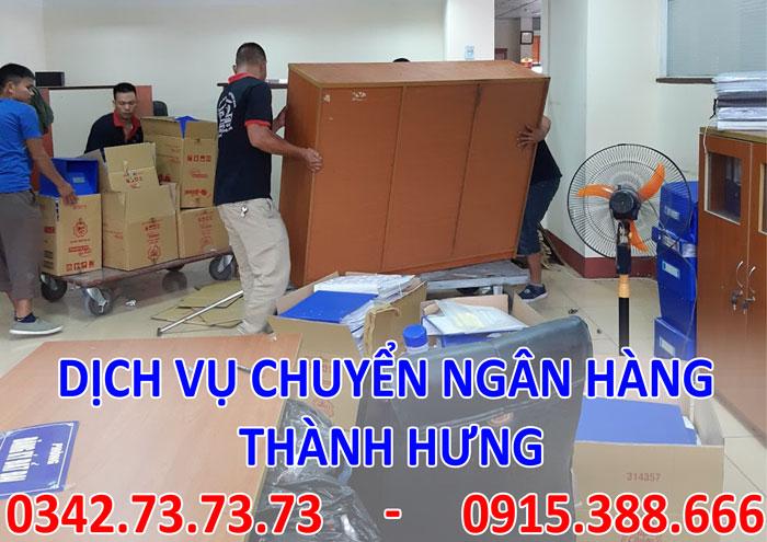 Dịch vụ chuyển ngân hàng tại Hà Nội giá rẻ