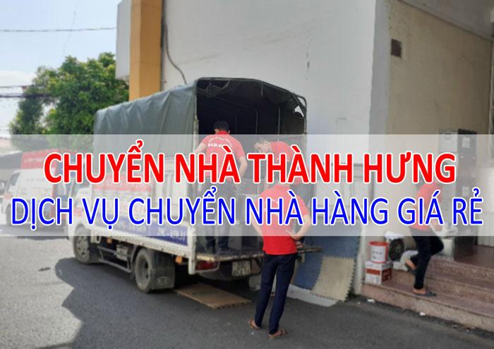Dịch vụ chuyển nhà hàng giá rẻ tại Hà Nội