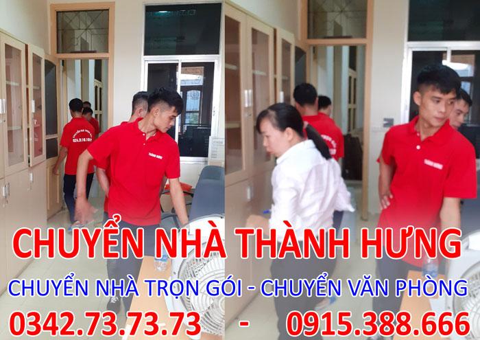 Dịch vụ chuyển nhà ngõ nhỏ tại Hà Nội