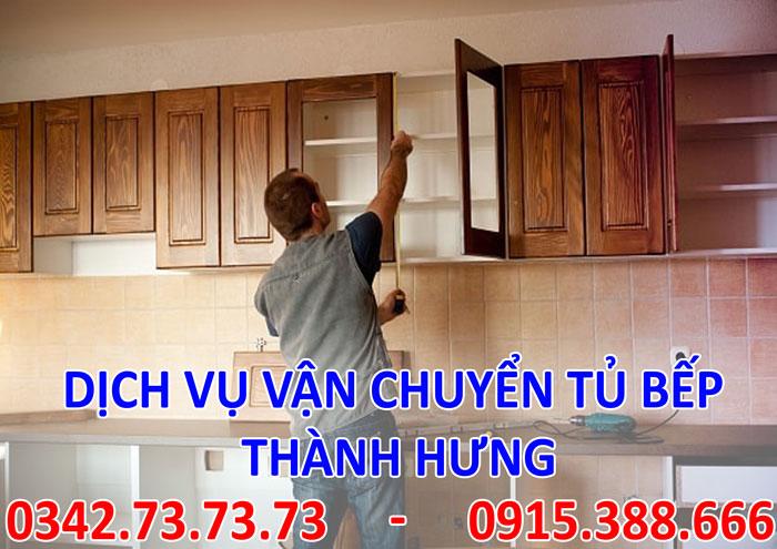 Dịch vụ chuyển tủ bếp tại Hà Nội