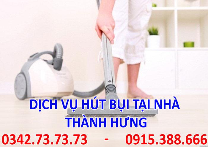 Dịch vụ hút bụi tại nhà tại Hà Nội giá rẻ