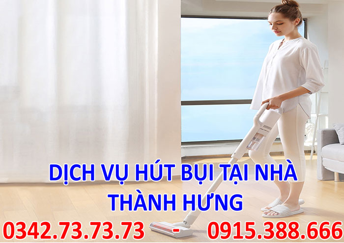 Dịch vụ hút bụi tại nhà tại Hà Nội