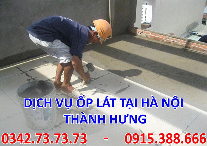 Dịch vụ ốp lát tại Hà Nội giá rẻ