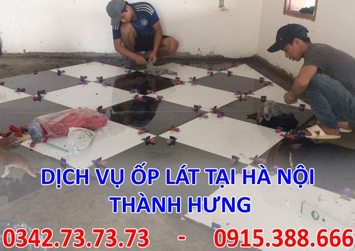 Dịch vụ ốp lát tại Hà Nội