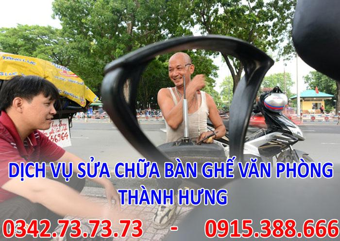 Dịch vụ sửa chữa bàn ghế văn phòng tại Hà Nội