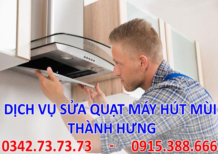 Dịch vụ sửa quạt hút mùi tại Hà Nội