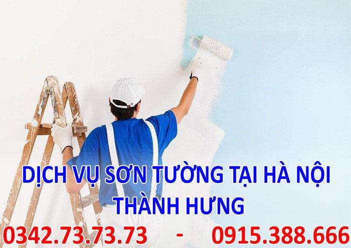 Tìm sợ sơn tường tại Hà Nội