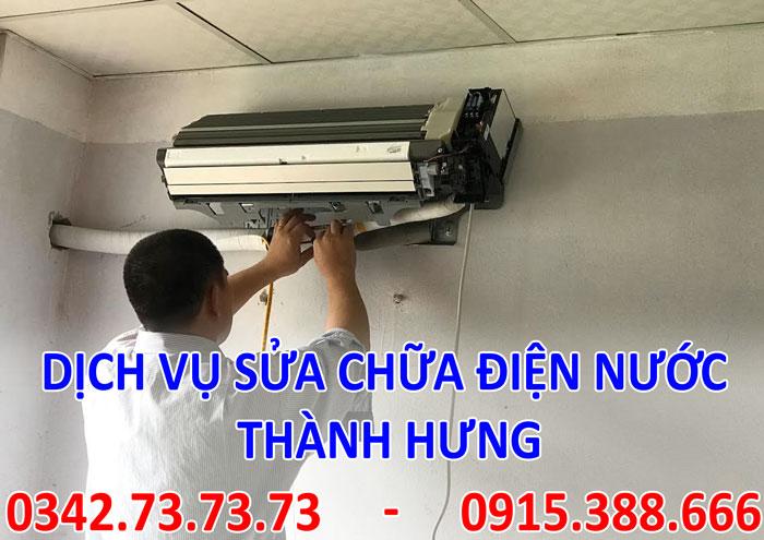Tìm thợ sửa điều hòa nóng lạnh uy tín tại Hà Nội giá rẻ